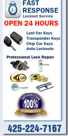Lockout Services Bellevue Wa
