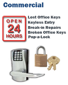 Commercial Locksmith Bellevue Wa